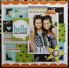 """Hello Halloween"", by Laura Vegas."