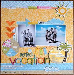 Perfect Vacation by Malika Kelly