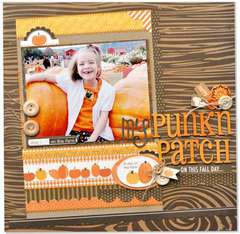 My Punk'n in the Patch by Amy Heller featuring Bella Blvd Finally Fall
