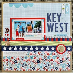 Key West featuring All American From Bella Blvd