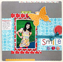 Smile by Janna Wilson