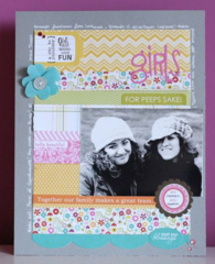 Girls by Loredona Bucaria featuring Spring Fling & Easter Things from Bella Blvd