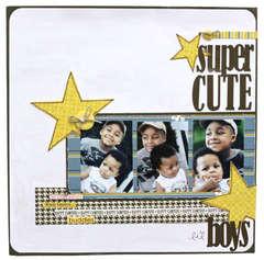 Super Cute Lil Boys by Tanisha Long