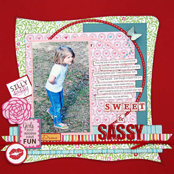 Sweet and Sassy by Susan Goetter