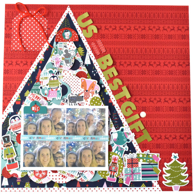Us=best gift layout by Amy Heller