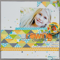 Growing & Changing by Kimberly Neddo featuring Bella Blvd Sunshine and Happiness