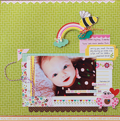 Bella Blvd's Spring Flings & Easter Things by Becky Williams