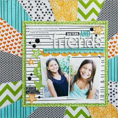 Sisters and Friends by Laura Vegas featuring New Clear Cuts by Bella Blvd
