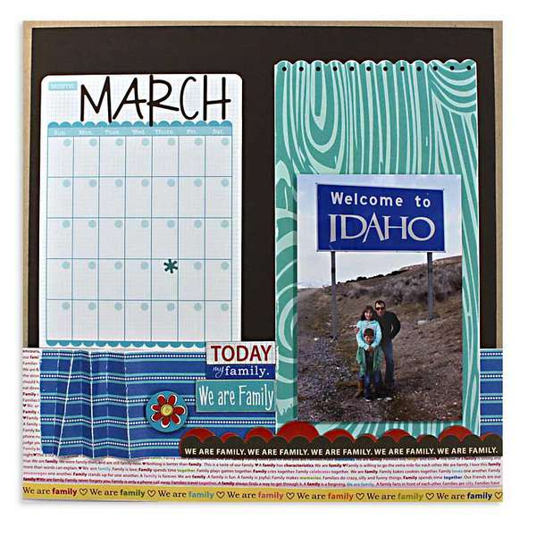 March by Jennifer Edwardson