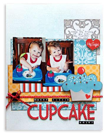 Cupcake by Kylie Norris