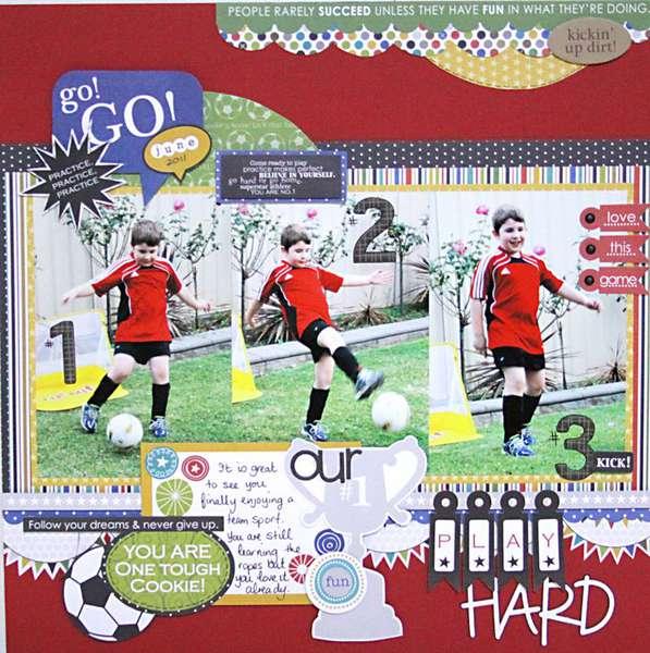 Play Hard by Karryn Fry