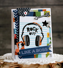 Rock Out Card!