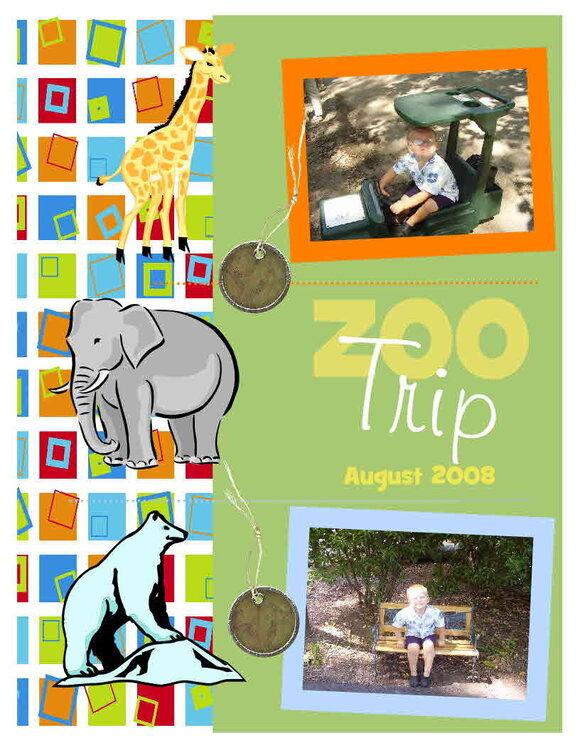 Zoo Trip 2008