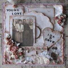 Pion Designs February Challenge Young Love