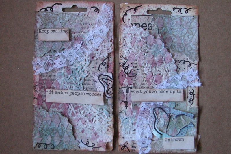 *Swirlydoos Ultimate Design* Art Journal Week 5