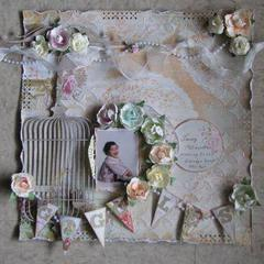 **Paper Mixing Bowl DT April Page**