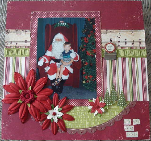 Not the real santa