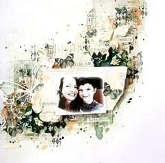'greatest treasure' *The Scrapbook Diaries*