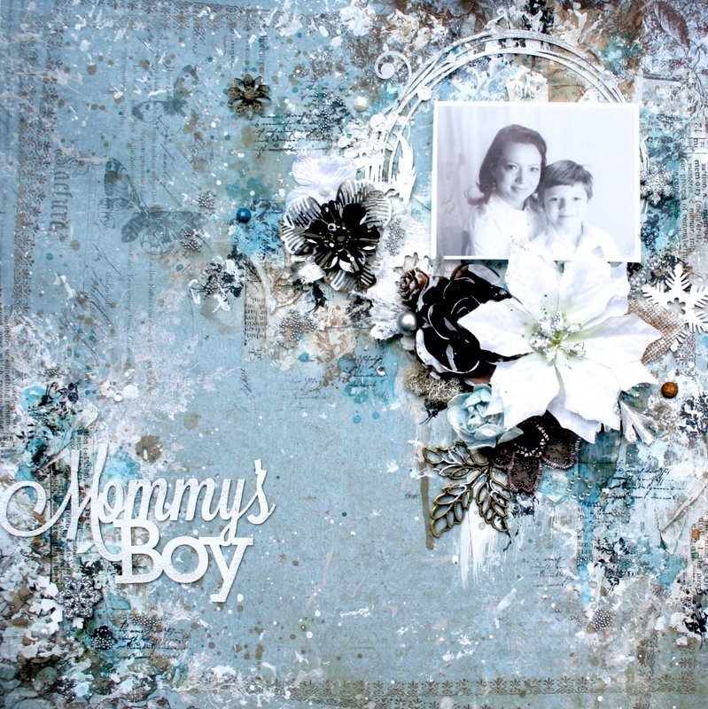 'Mommy's Boy' *Blue Fern Studios*