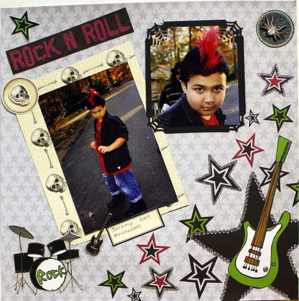 ROck N ROLL (8 years old)