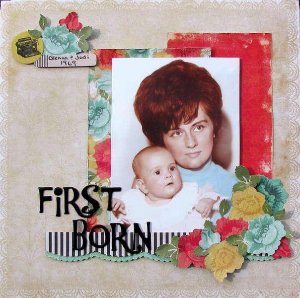 first born - Artful Delight