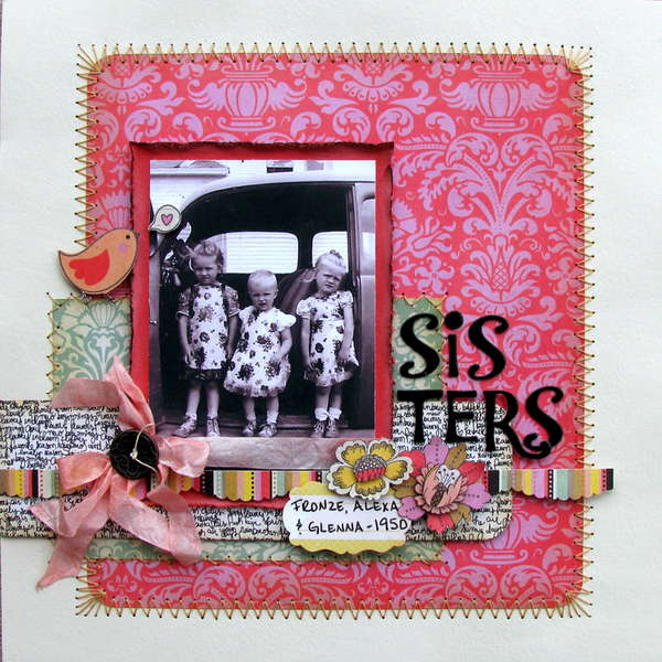 sisters - Artful Delight