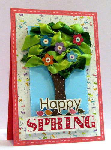 "Imaginisce ""Hippity Hop"" - happy spring"
