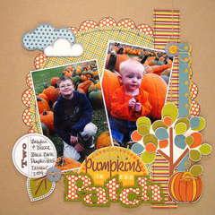 cutest pumpkins in the patch
