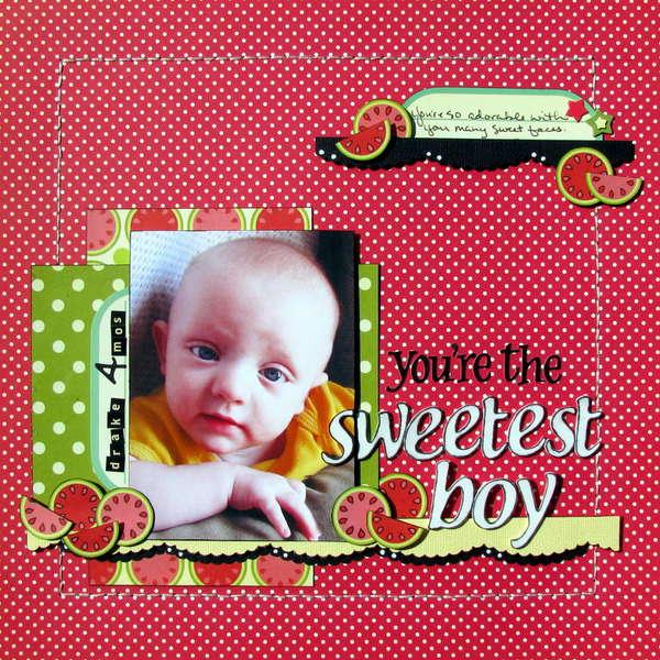 sweetest boy - Artful Delight