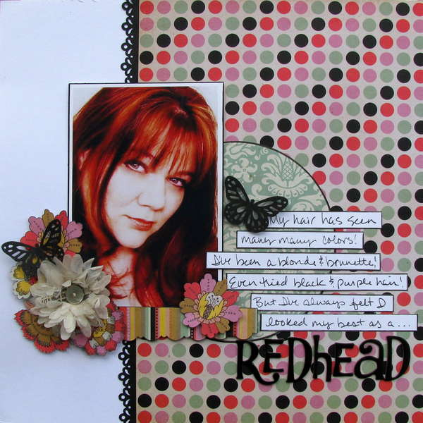 redhead - Artful Delight