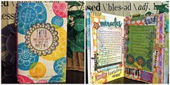 BoBunny Believe Prayer Journal