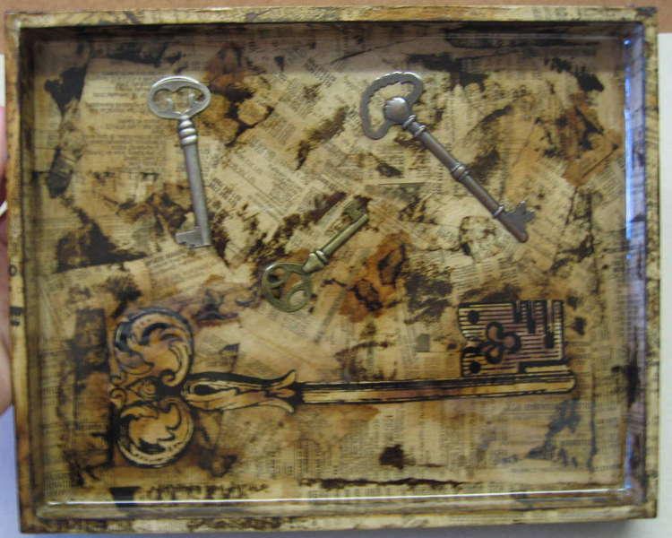 Key Tray