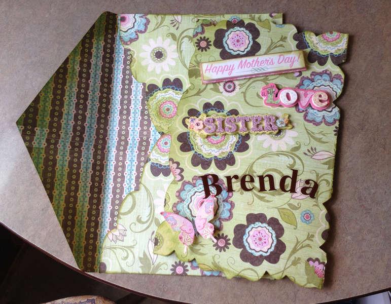 2012 Sister Brenda Card