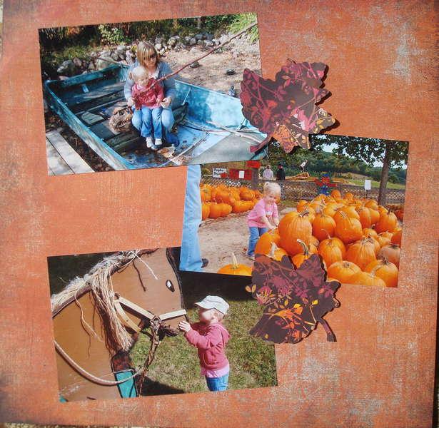 Fall Fun At The Pumpkin Patch~pg2