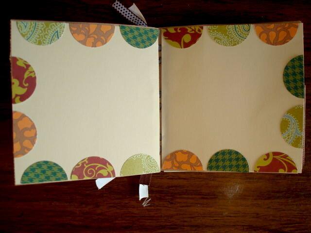 Family Paper Bag Book
