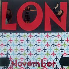 London Fun (Left Side)