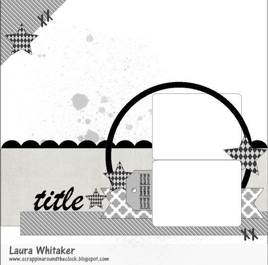 Celebrating Laura Whitaker - Sketch 2