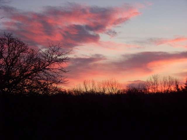 Sunrise 12-21