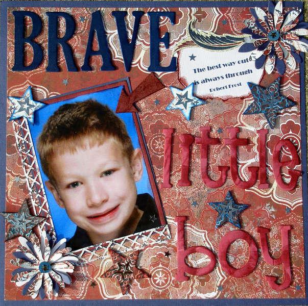 Brave Little Boy