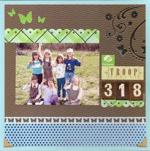 Girl Scout Troop 318