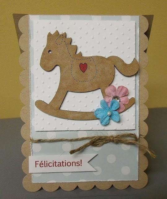 Baby Card (scrap-utopia)