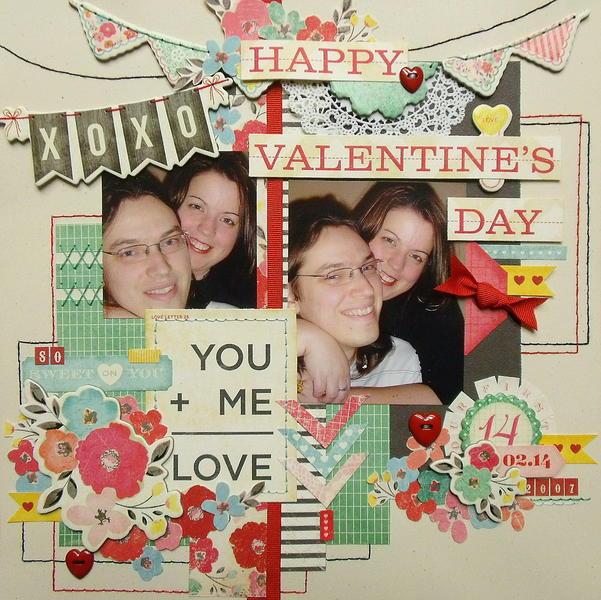 Happy Valentine's Day (scrap-utopia)
