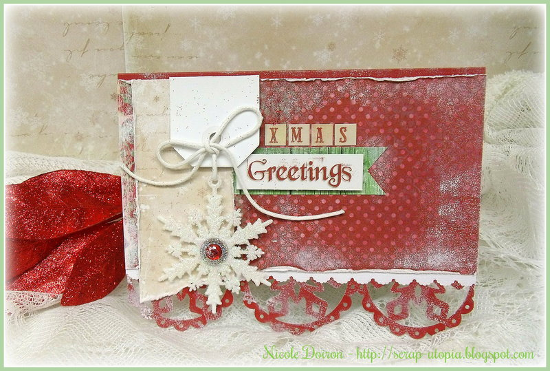 Xmas Greetings Card