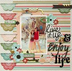 Live It Up (scrap-utopia)