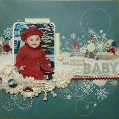 Little Winter Baby (scrap-utopia)