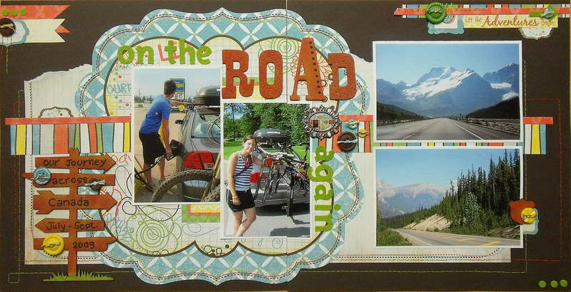 On the Road Again [scrap-utopia]