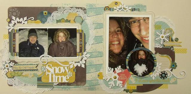Snow Time (scrap-utopia)