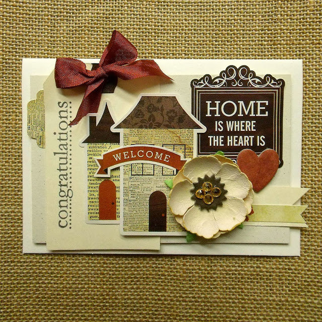 Welcome Home Card (scrap-utopia)