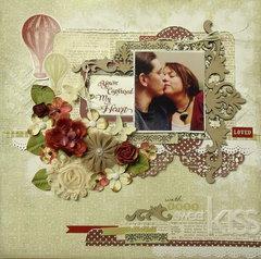 Your Sweet Kiss (scrap-utopia)