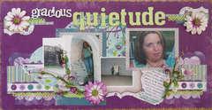 Gracious Quietude